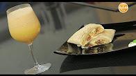 برنامج سندوتش وحاجة ساقعة 6-1-2017 طريقة عمل سندوتش سجق بالجبنة الموتزاريلا - عصير جريب فروت بالتفاح مع شريف الحطيبي