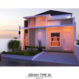 desain rumah minimalis, denah rumah minimalis, contoh rumah minimalis