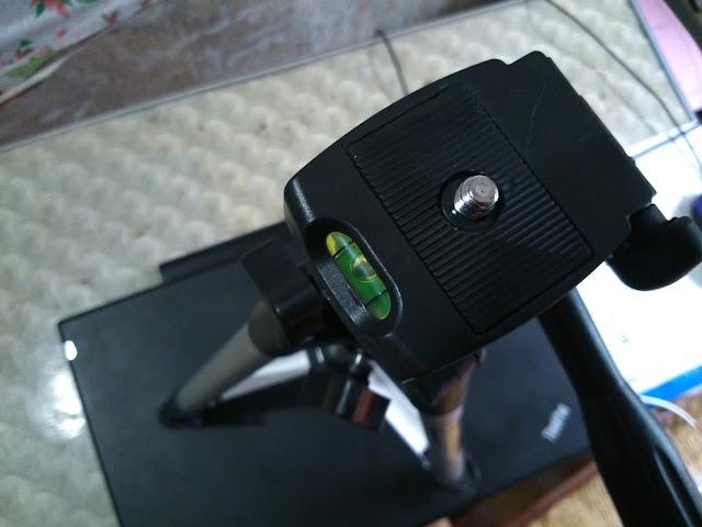 Mở hộp, đánh giá chân đỡ máy ảnh Tripod Fusitu- FT-810.