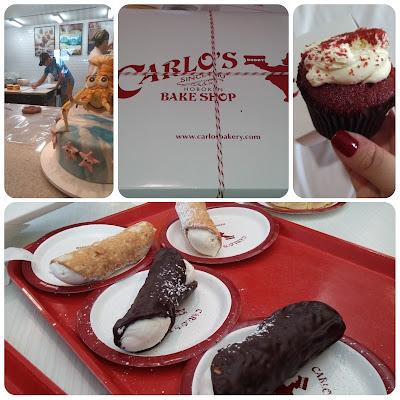 Carlo's Bakery em SP
