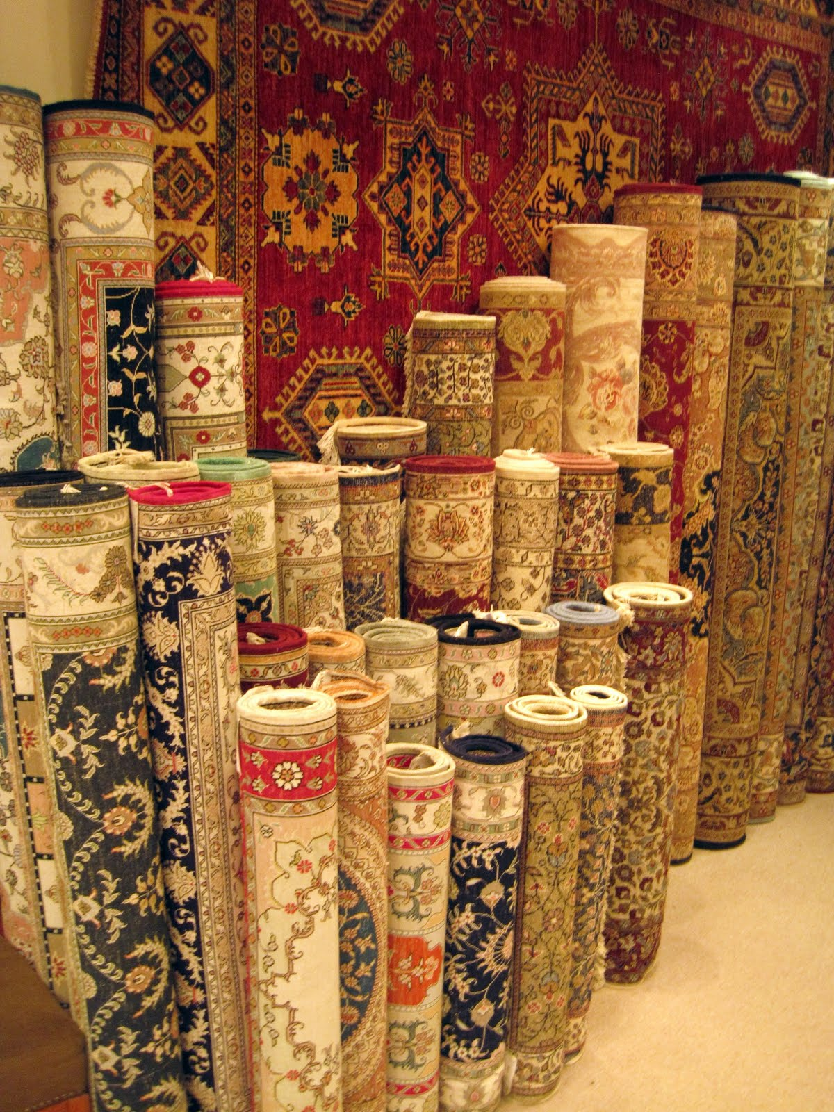 Not All Who Wander Are Lost Turkish Carpets