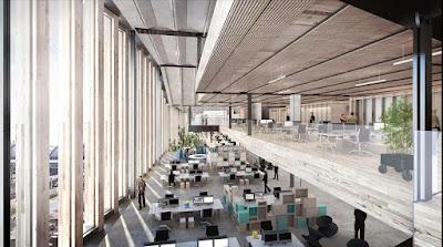 7 - Google unveils plans for its new £1billion London based Headquarters (photos)