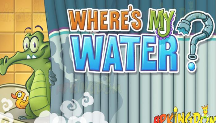 Descargar ¿Dónde está mi agua? APK</strong