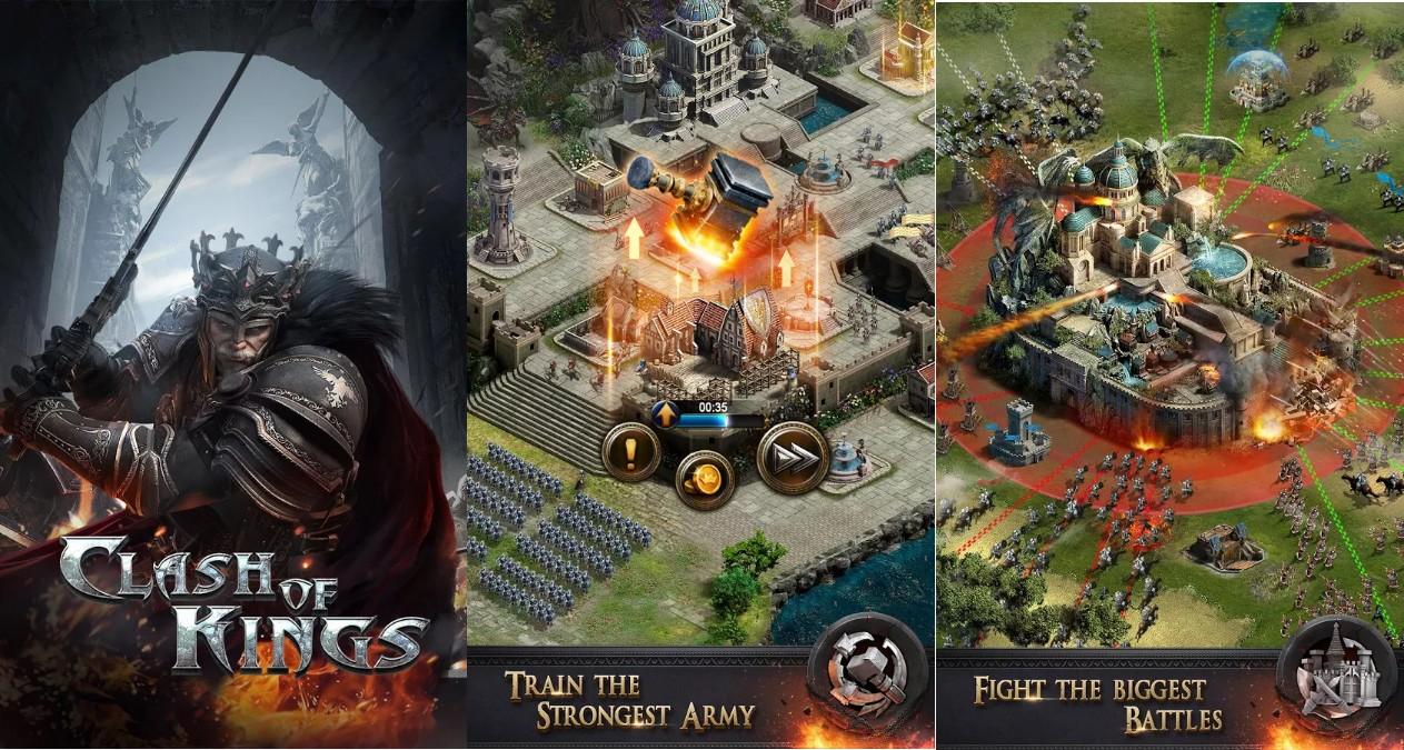 Clash of Kings - Screenshots