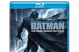 New Release Batman The Dark Knight Returns Part 1 Blu-ray