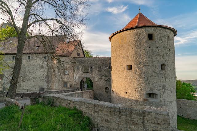 LT 17 Kur und Wein | Wandern in Bad Mergentheim | Liebliches Taubertal Weinlehrpfad Markelsheim | Wanderung um Bad Mergentheim 17