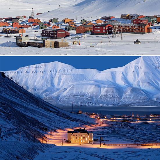 Longyearbyené - Noruega