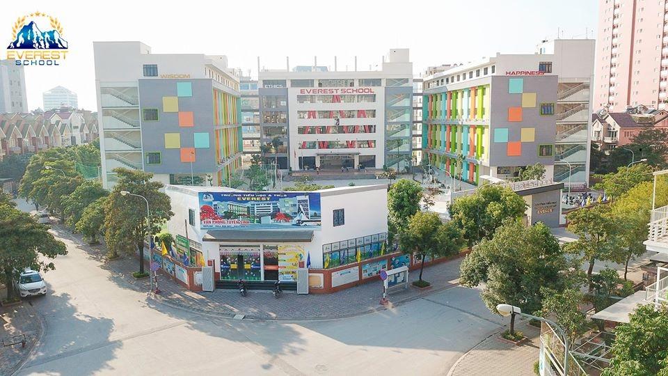 Trường quốc tế Everest.