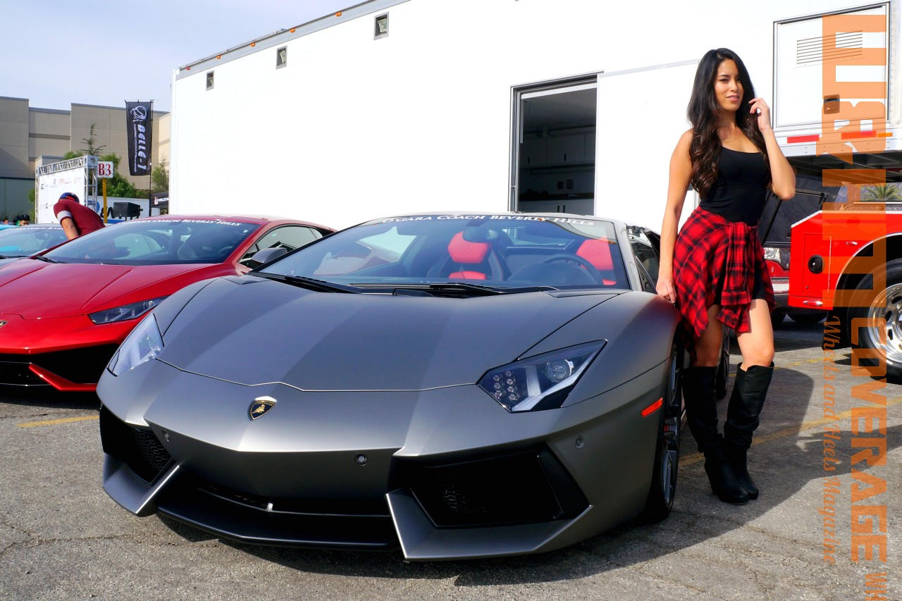 Wheels And Heels Magazine Cars Autocon Winter Toy Drive 2015 A