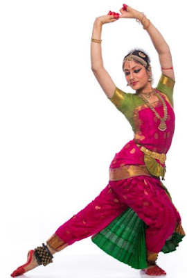 South Indian Bharatnatyam Dance