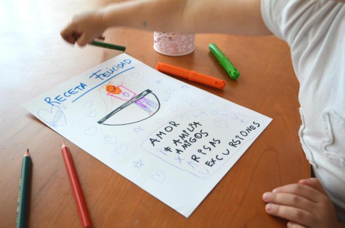 actividades y juegos para trabajar las emociones con los niños receta felicidad