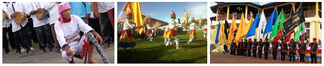 Tempat Wisata KOTA TIDORE yang Wajib Dikunjungi Festival Tidore - Provinsi Maluku Utara