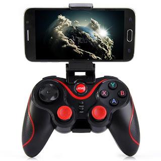 gamepad bluetooth wireless android ios pc windows ps3 foyu