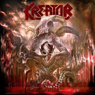 """Kreator - """"Gods of Violence"""" - recenzja"""