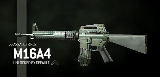 Modern Warfare 3 Weapon Guide: M16A4 - GamingReality