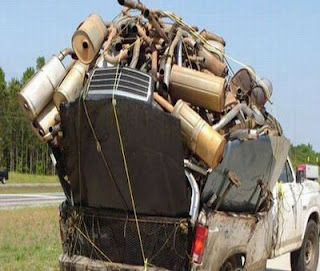 Sgt Al S Blog Dear Sgt Al Overloaded Vehicle