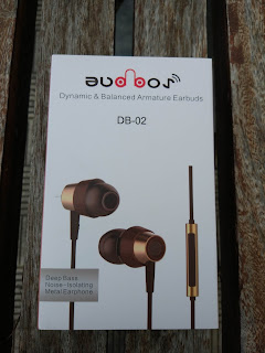 auriculares audbos dual drive
