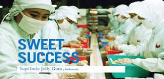 Lowongan Kerja Terbaru Gunung Putri PT. Yupi Indo Jelly Gum Bogor