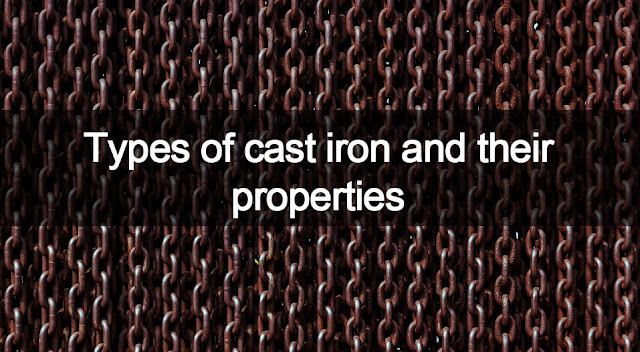 cast iron types