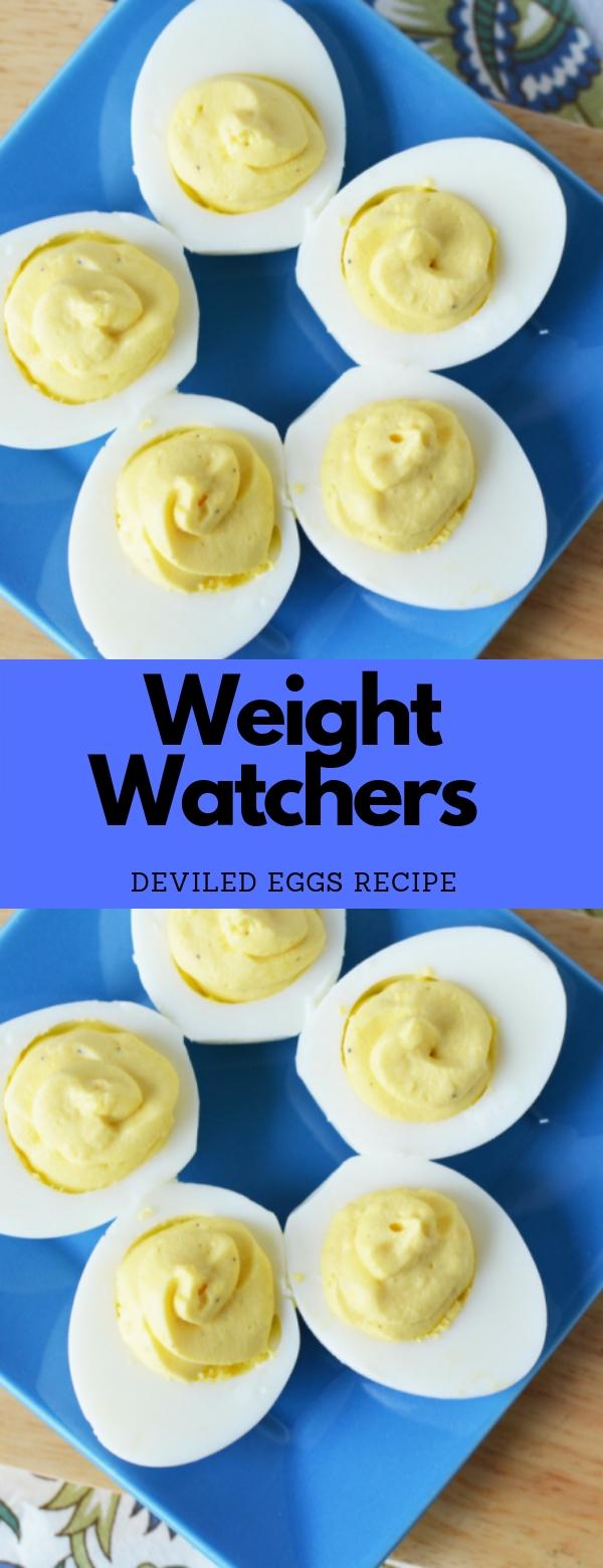 Weight Watchers Deviled Eggs Recipe #weightwatchers #lunchbox #comfortfood #egg