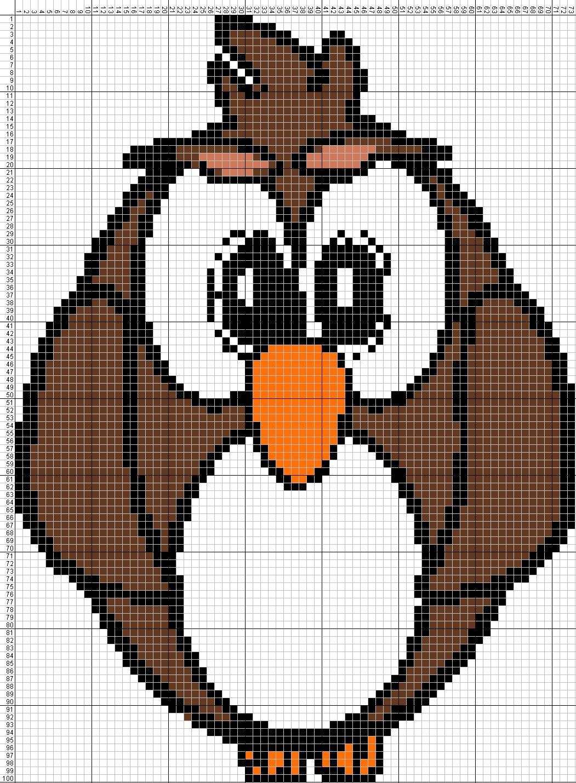 Top Gambar Kartun Burung Hantu Lucu Kolek Gambar