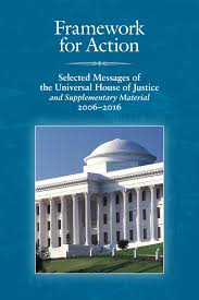 Сборник документов Framework for Action – Selected Messages of the Universal House of Justice and Supplementary Material 2006–2016
