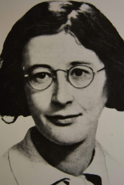 Pensamiento. Homenaje a Simone Weil, en el 107 aniversario de s