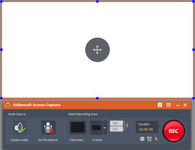 4Videosoft Screen Capture