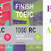 Book and Audio Finish TOEIC 1000 LC + RC