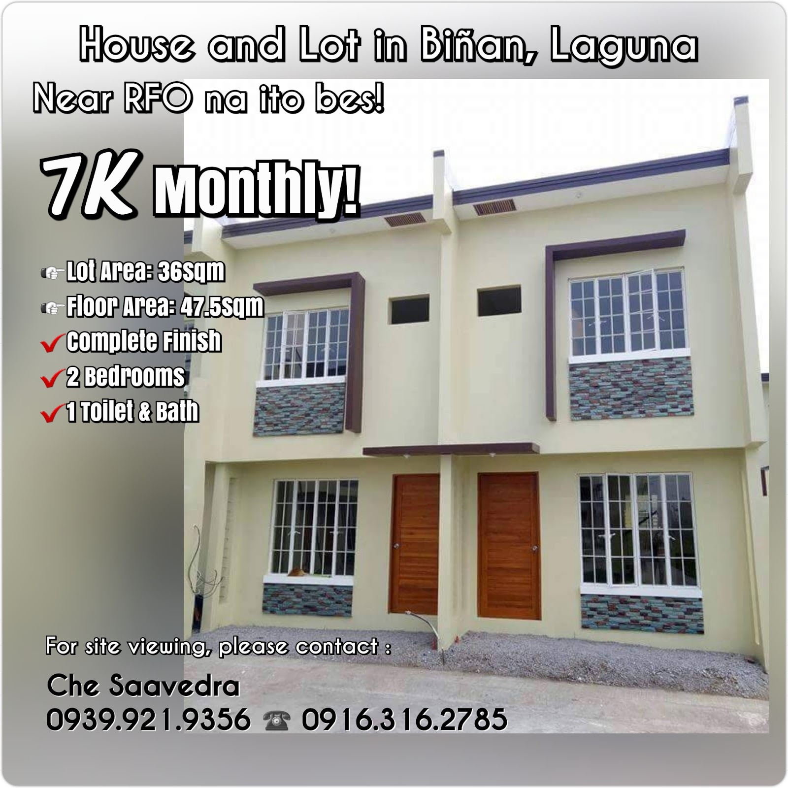 Low Priced Apartments: Low Cost Housing In The Philippines: Affordable House Laguna