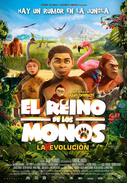 reino monos película Francia