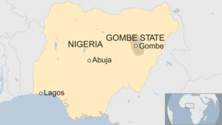 Police in Nigeria are investigating the deaths of 11 people in the north-eastern town of Gombe after a car ploughed into a procession celebrating Easter on Sunday.