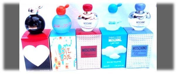 Scents And My 2 Cents Perfume Moschino I Love Love Cheap