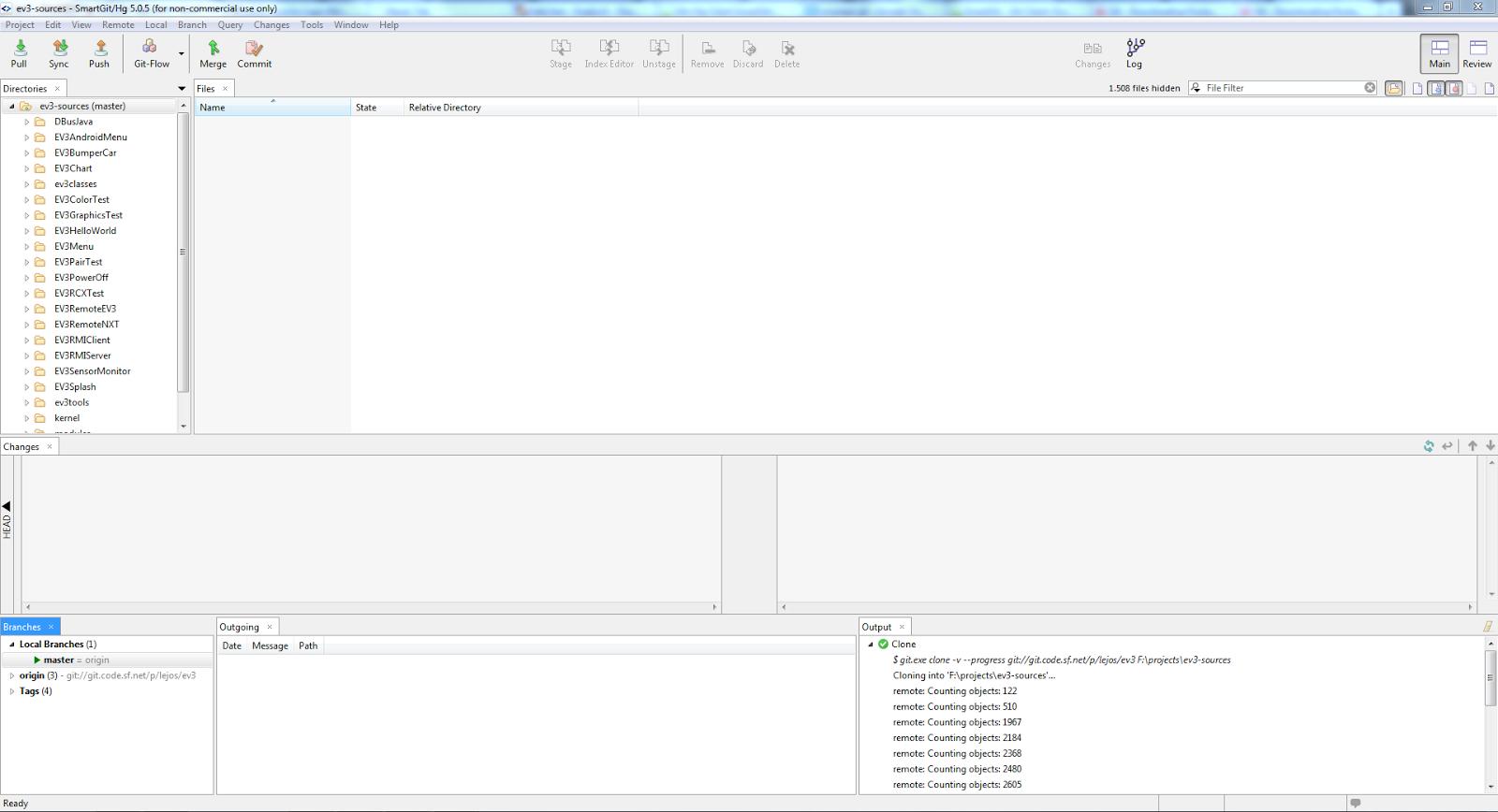Intellij Clone Git Repository Ssh Intellij 15 Github cannot clone