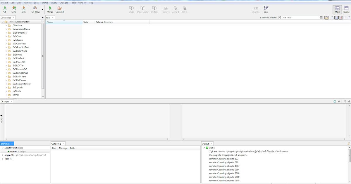 RapidPM: Developing leJOS programs with IntelliJ on Windows