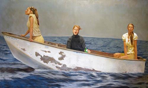 Drew Ernst | American Artist | Ladies