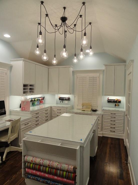 Hogares frescos 40 ideas para dise ar tu oficina en casa for Ideas para amueblar tu casa