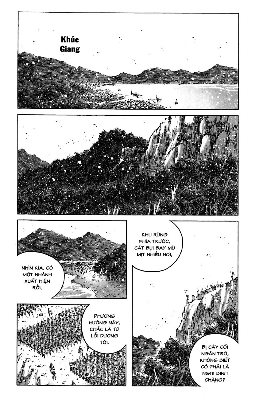 Hỏa phụng liêu nguyên Chương 472: Thân tướng thích khách [Remake] trang 2