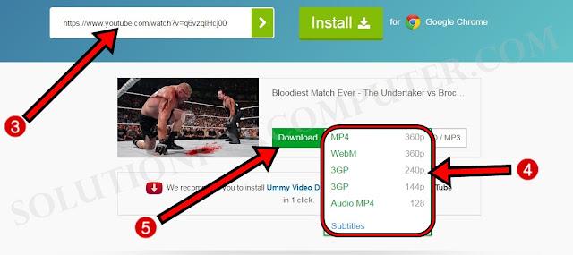download youtube video by SFHelper