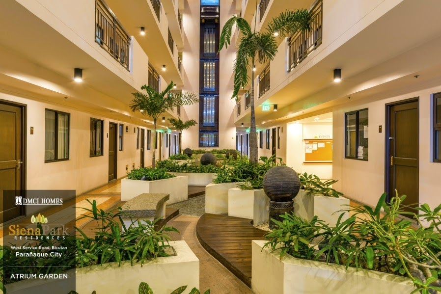 Siena Park Residences Garden Atriums