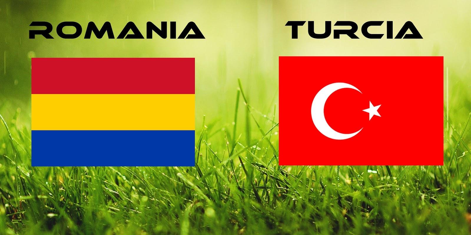 Fotbal: România înfruntă astazi Turcia, la Cluj-Napoca ( 20:15, ProTv)