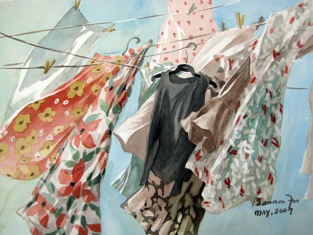 Jessamity Art And Design Watercolors Paintings Bannon Fu