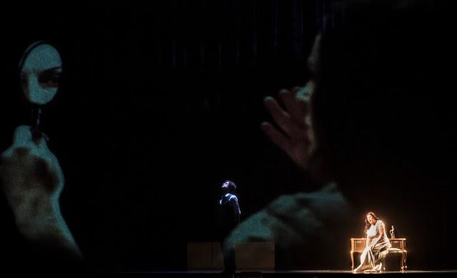 Ambroise Thomas: Hamlet -  Quirijn de Lang, Martina Prins - Opera2Day (Photo  Ben van Duin)
