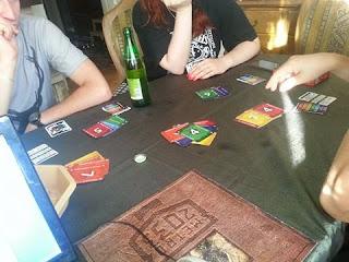 Wieczory przy grach planszowych