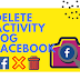How to Remove Activity Log From Facebook Page
