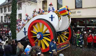Немецкий карнавал