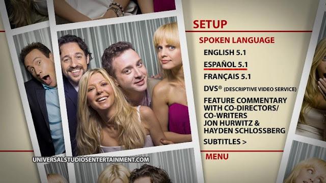 American Pie 8 El Reencuentro UNRATED DVDR NTSC Español Latino Descargar 2012