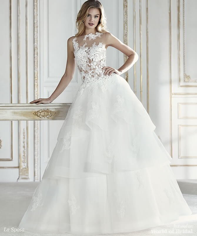 La Sposa 2018 Wedding Dresses World Of Bridal