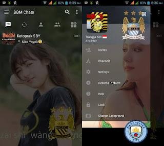 Download BBM Mod Gratis Versi 3.1.0.13 Change Background