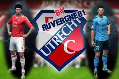 Ultigamerz Pes 2013 Fc Utrecht 2016 2017 Gdb Kits
